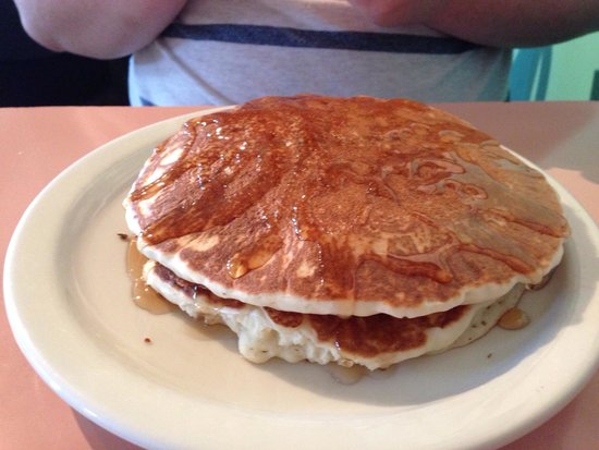 Cafe Haleiwa: Banana Pancakes