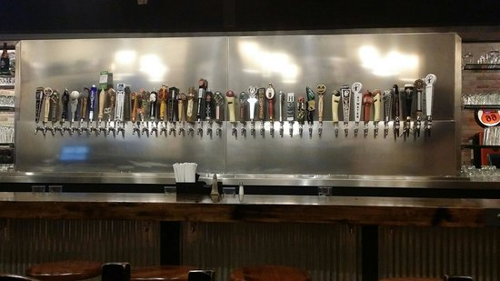 Clam Lake Beer Company: If you like beer this is the place to come