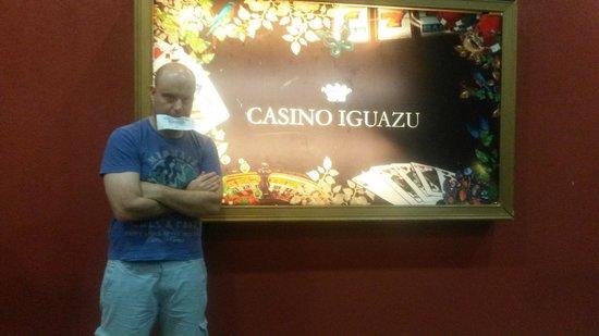 Casino Iguazu: Dinheirinho extra !