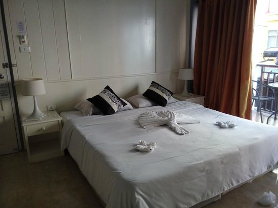 Arya Boutique Room : Comfortable bed