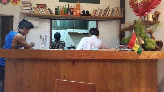 Coroico Star Restaurante