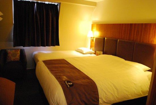 Premier Inn London Southwark (Bankside) Hotel: Room