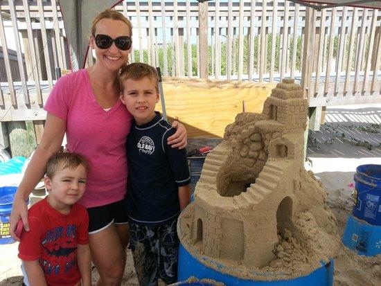 Sandcastle Lessons : #love #vacations #family #ilovemychildren