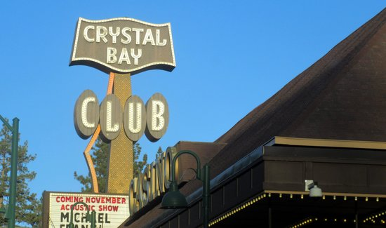 Crystal Bay Club Casino, Crystal Bay, Nevada