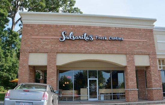 Salsarita's Fresh Cantina