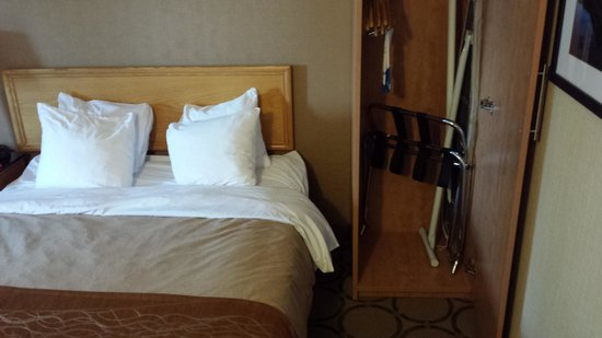 Comfort Inn Edmonton West: COMFY MATRESS