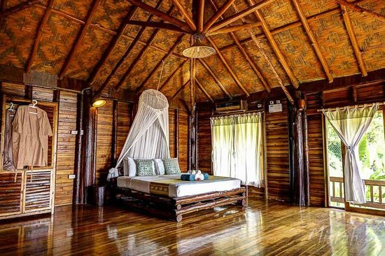 Koh Jum Resort : Our room
