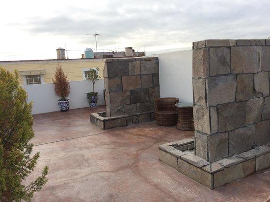 Suites La Concordia : Roof Terrace