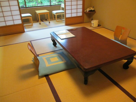 Iwaso : chambre