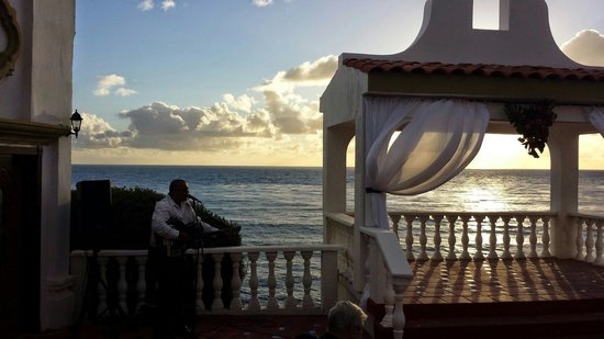 Hotel Calafia: Perfect location for a wedding