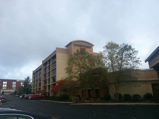 Courtyard Canton: Courtyard by Marriott North Canton