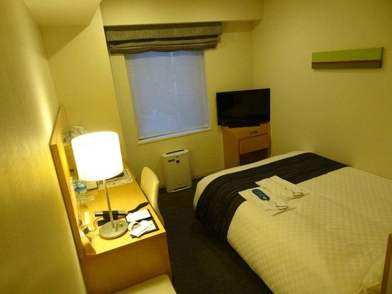 Hotel Comsoleil Shiba Tokyo: Standard Double Room