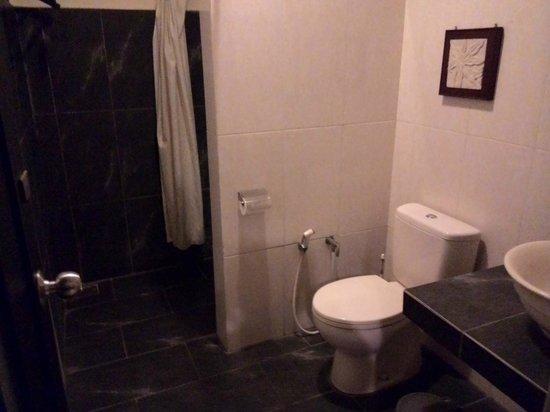Puri Chorus Hotel : Kamar Mandi