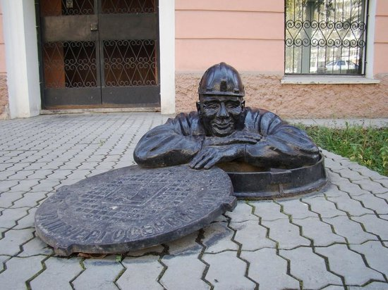 Plumber Monument