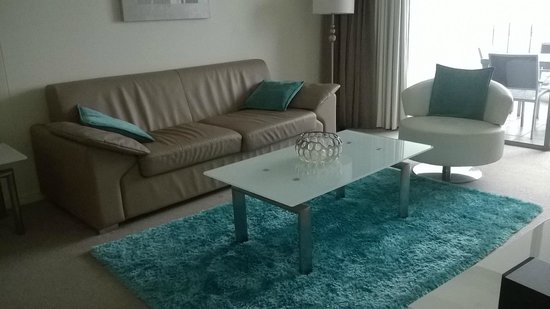 Monaco: Lounge area