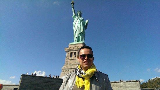 Liberty State Park: Juan Jaime