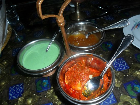 Mumtaz Mahal Indian Speciality Restaurant: Appetizers