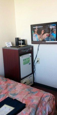 Hotel Paco Obihiro 3: ごく普通の室内
