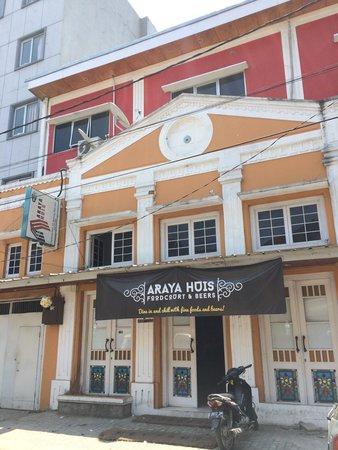Araya Huis