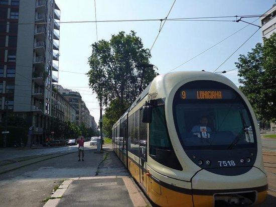 Tram Turistico : これは新しめの車両