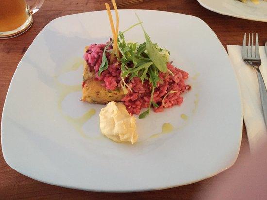 Alfresco's Restaurant and Bar : Veg. Risotto