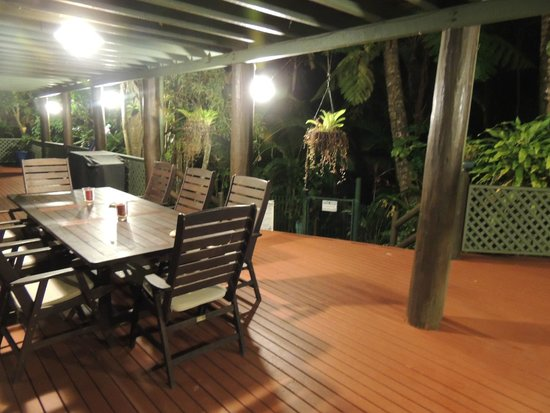 Wait a While in the Daintree: Deck