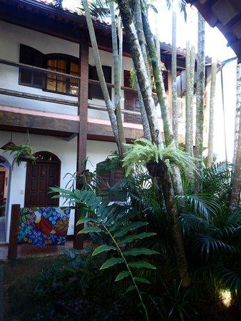 Pousada Tropicana: chambres