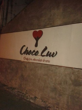 Choco Luv : The Place..