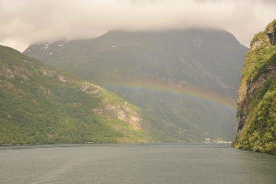 Stranda, Norwegen: Surrounding Fjords