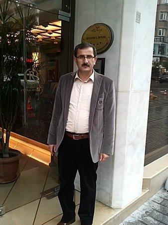 Istanbul Royal Hotel: ROYAL HOTEL