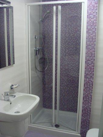 Le Camere del Crimiso: La salle de bain