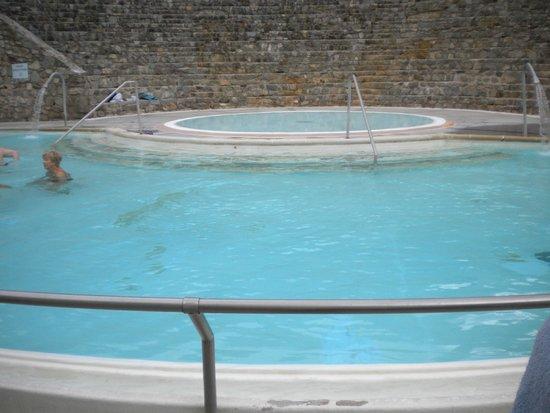 Bains de Saint Thomas au Plancton: Bassin extérieur