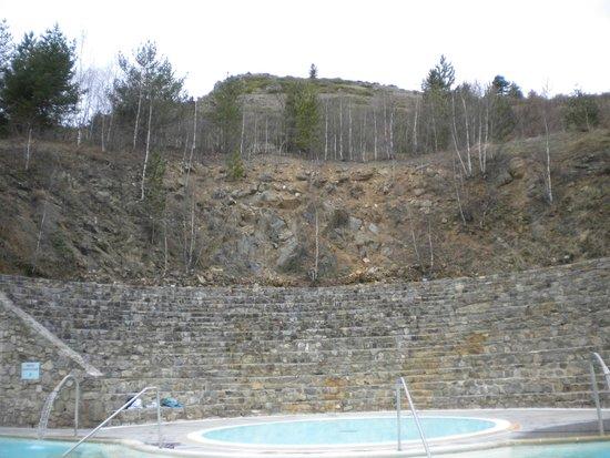 Bains de Saint Thomas au Plancton: Amphithéatre