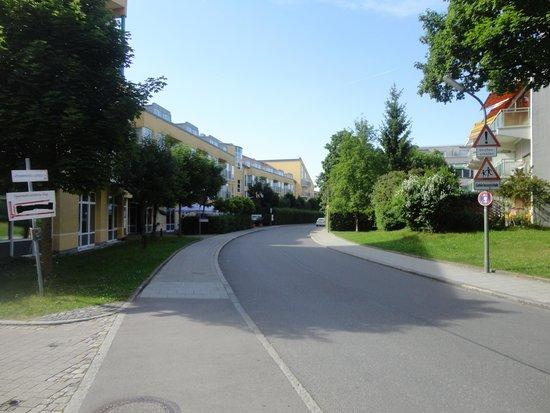 Park Inn by Radisson Munchen Ost: Hotel area