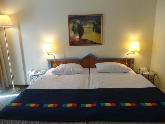 Park Inn by Radisson Munchen Ost: Comfortable Bed