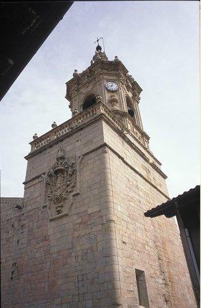 Iglesia parroquial de Santa Maria de la Asuncion y del Manzano