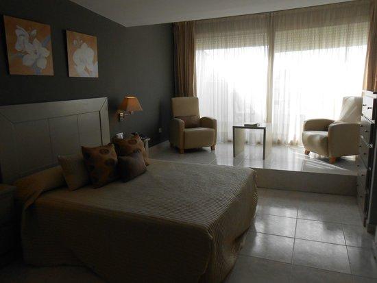 Alexandra Aparthotel: habitación