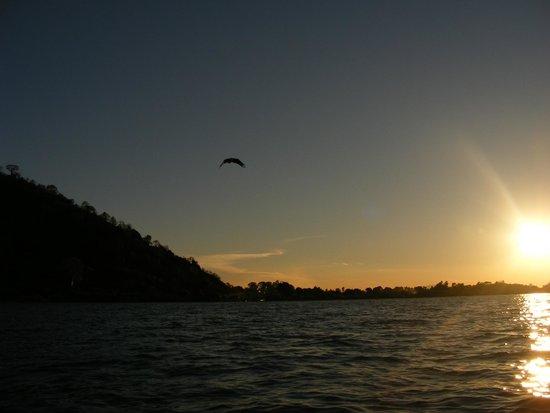 Salima, Malawi: Boat trip