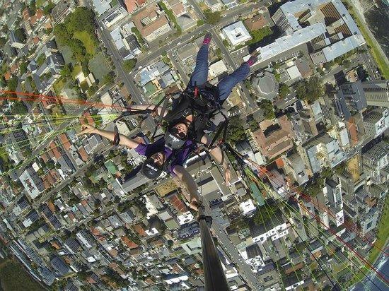 Cape Town Tandem Paragliding: Wow!!! www.paraglide.co.za