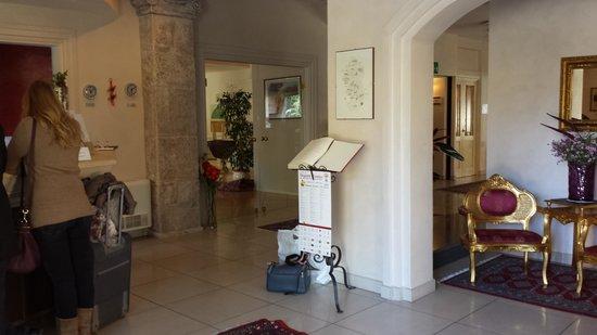 Hotel Corsignano - Pienza: Reception Hotel Corsignano Pienza