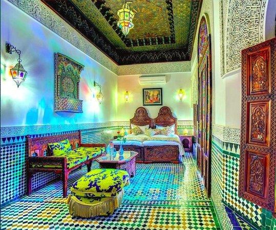 Hotel Spa Riad Dar Bensouda