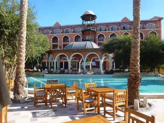 la pergola bar from island  Grand Resort 5*, Єгипет,  Хургада - photo