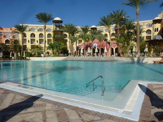 waterfront restaurant  Grand Resort 5*, Єгипет,  Хургада - photo