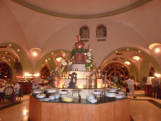 mahara buffet display  Grand Resort 5*, Єгипет,  Хургада - photo