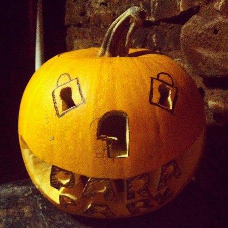 Cluj-Napoca, Romania: Parapark Cluj for Halloween !