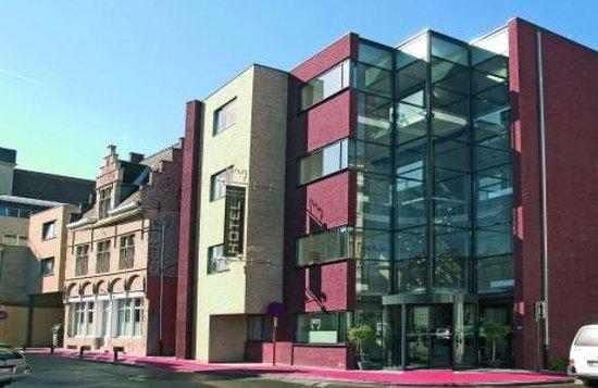 Ghent river hotel met ingang aan de Waaistraat