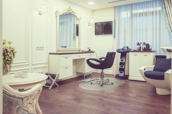 Fairmont Grand Hotel Kyiv: Stylist studio - ElixirSpa Deluxe