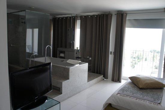 Villa Didon : 部屋