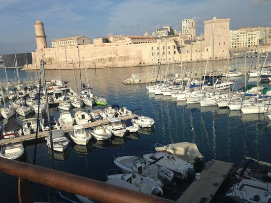 Vue sur le vieux port picture of rowing club marseille tripadvisor - Discotheque marseille vieux port ...