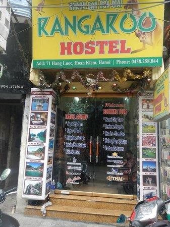 Kangaroo Hotel: 外観